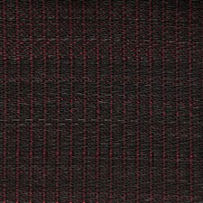 Red/Black Drapery and Upholstery Fabric by Scalamandre