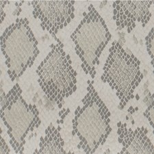 Silver Animal Skins Drapery and Upholstery Fabric by Kravet