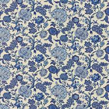 Seaside Print Drapery and Upholstery Fabric by Kravet