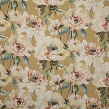 Mustard Traditional Drapery and Upholstery Fabric by Pindler