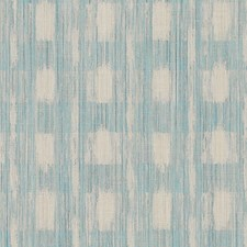 Blue Ethnic Drapery and Upholstery Fabric by Duralee