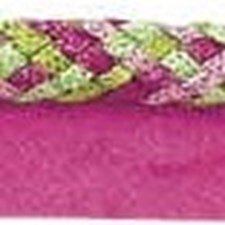 Cord With Lip Pink/Green Trim by Kravet
