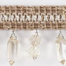 Bead Beige/White Trim by Kravet