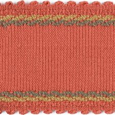 Braids Coral Trim by Kravet