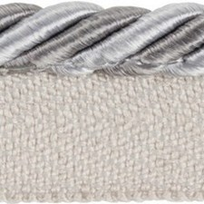 Cord With Lip Dove Trim by Kravet