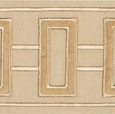 Braids Tan Trim by Kravet