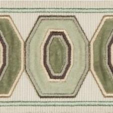Braids Mint Trim by Kravet