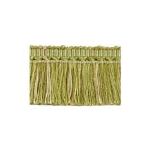 Moss Chartreuse Trim by Brunschwig & Fils