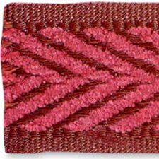 Braids Pink/Rust Trim by Kravet