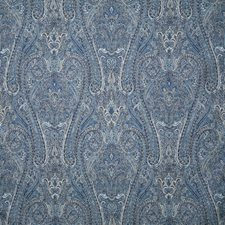 Harbor Paisley Drapery and Upholstery Fabric by Pindler