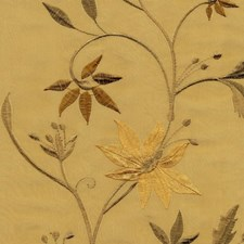 Blonde Drapery and Upholstery Fabric by RM Coco