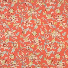 Parade Botanical Drapery and Upholstery Fabric by Kravet