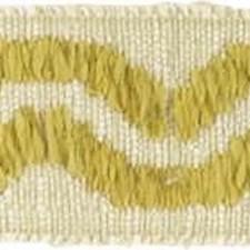 Braids Saffron Trim by Groundworks