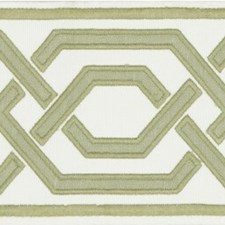 Tapes Green Trim by Lee Jofa