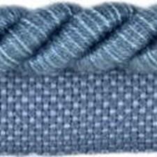 Stripes Blue Trim by Baker Lifestyle