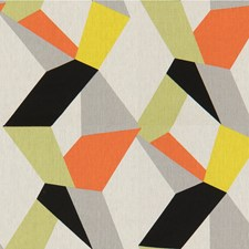 Jazz Geometric Drapery and Upholstery Fabric by Kravet