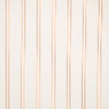 Melon Stripe Drapery and Upholstery Fabric by Pindler