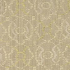 Green/Yellow/Gold Transitional Drapery and Upholstery Fabric by JF