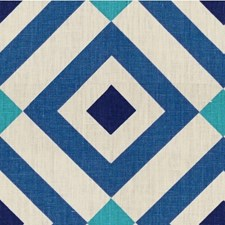 All Blue Modern Drapery and Upholstery Fabric by Kravet