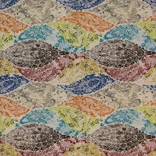 Sea Coral Drapery and Upholstery Fabric by RM Coco