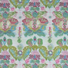 Pastel Drapery and Upholstery Fabric by RM Coco