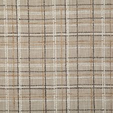Natural Check Drapery and Upholstery Fabric by Pindler