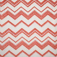 Coral Damask Drapery and Upholstery Fabric by Pindler