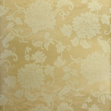 Golden Floral Wallcovering by Stroheim Wallpaper