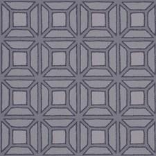 Eiffel Grey On Vinyl Leo's Lux Linen Wallcovering by Phillip Jeffries Wallpaper