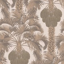 Rose Gold Botanical Wallcovering by Cole & Son Wallpaper