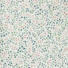 Petrol/Blush/M Print Wallcovering by Cole & Son Wallpaper