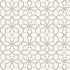 Soot On Snow Geometric Wallcovering by Cole & Son Wallpaper