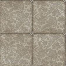 M Glvr Foil Damask Wallcovering by Cole & Son Wallpaper