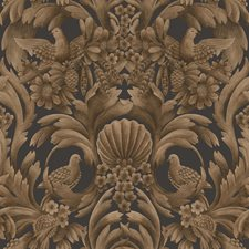 Mbrnz/Chr Damask Wallcovering by Cole & Son Wallpaper