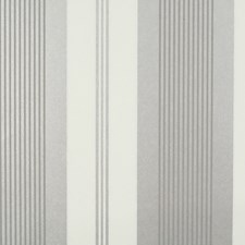 Grey/Silver/Offwhite Transitional Wallcovering by JF Wallpapers