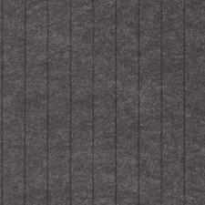 Pinstripe Black on Granite Wallcovering by Phillip Jeffries Wallpaper