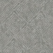 Pewter Kitchen and Bath Wallcovering by Brewster