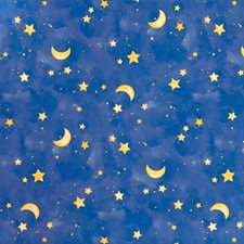 346-0453 Starry Night Adhesive Film by Brewster