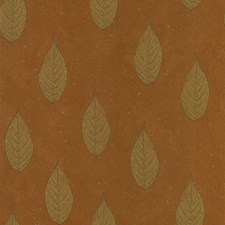 Orange Silhouette Wallcovering by Brewster
