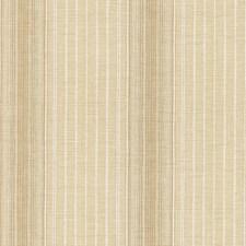 Beige Stripe Wallcovering by Brewster