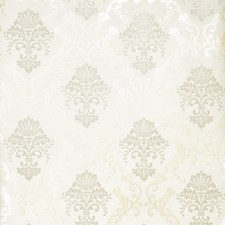Champagne Floral Wallcovering by Fabricut Wallpaper