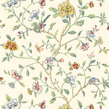 Primary Wallcovering by Schumacher Wallpaper