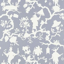 Wisteria Wallcovering by Schumacher Wallpaper