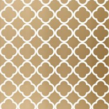Antique Gold Wallcovering by Schumacher Wallpaper