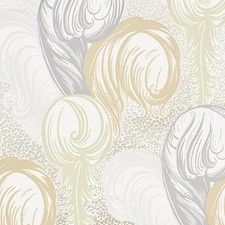 Champagne Wallcovering by Schumacher