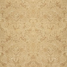 Gold Leaf Wallcovering by Schumacher Wallpaper