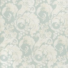 Seafoam Historic Reproduction Wallcovering by Stroheim Wallpaper