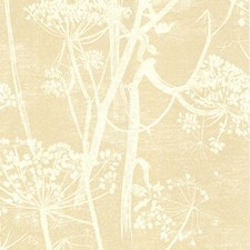 White/Bge Sidewall Wallcovering by Cole & Son Wallpaper