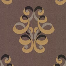 Brown Wallcovering by Cole & Son Wallpaper