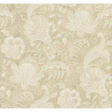 Champagne Sidewall Wallcovering by York
